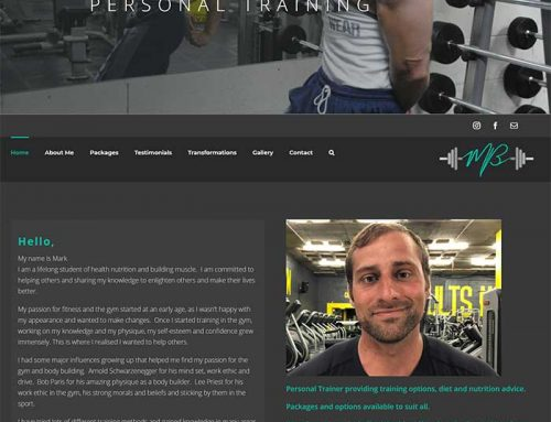 Mark Britt Personal Training