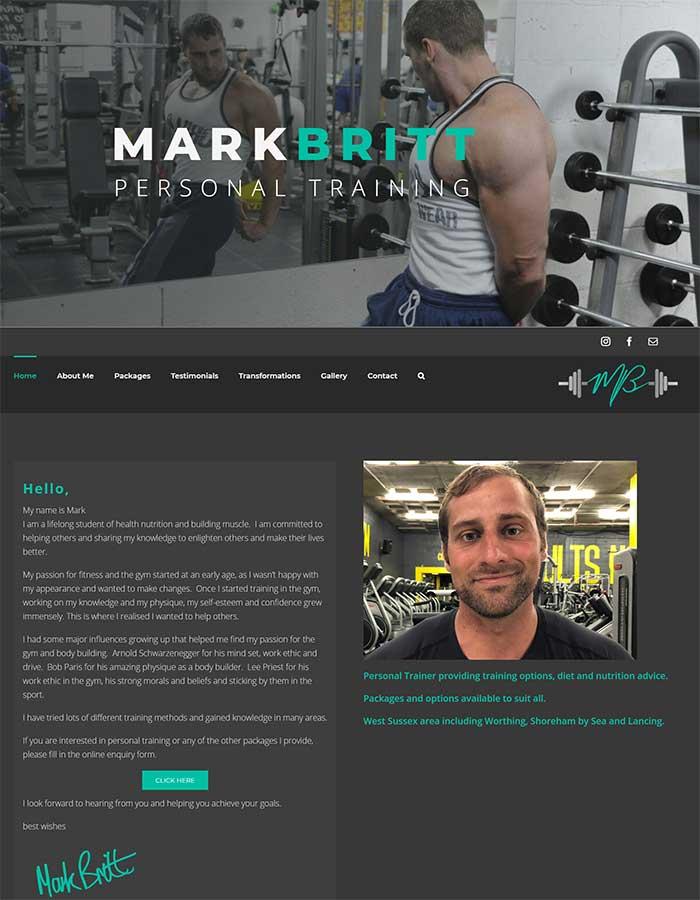 Mark Britt Personal Training
