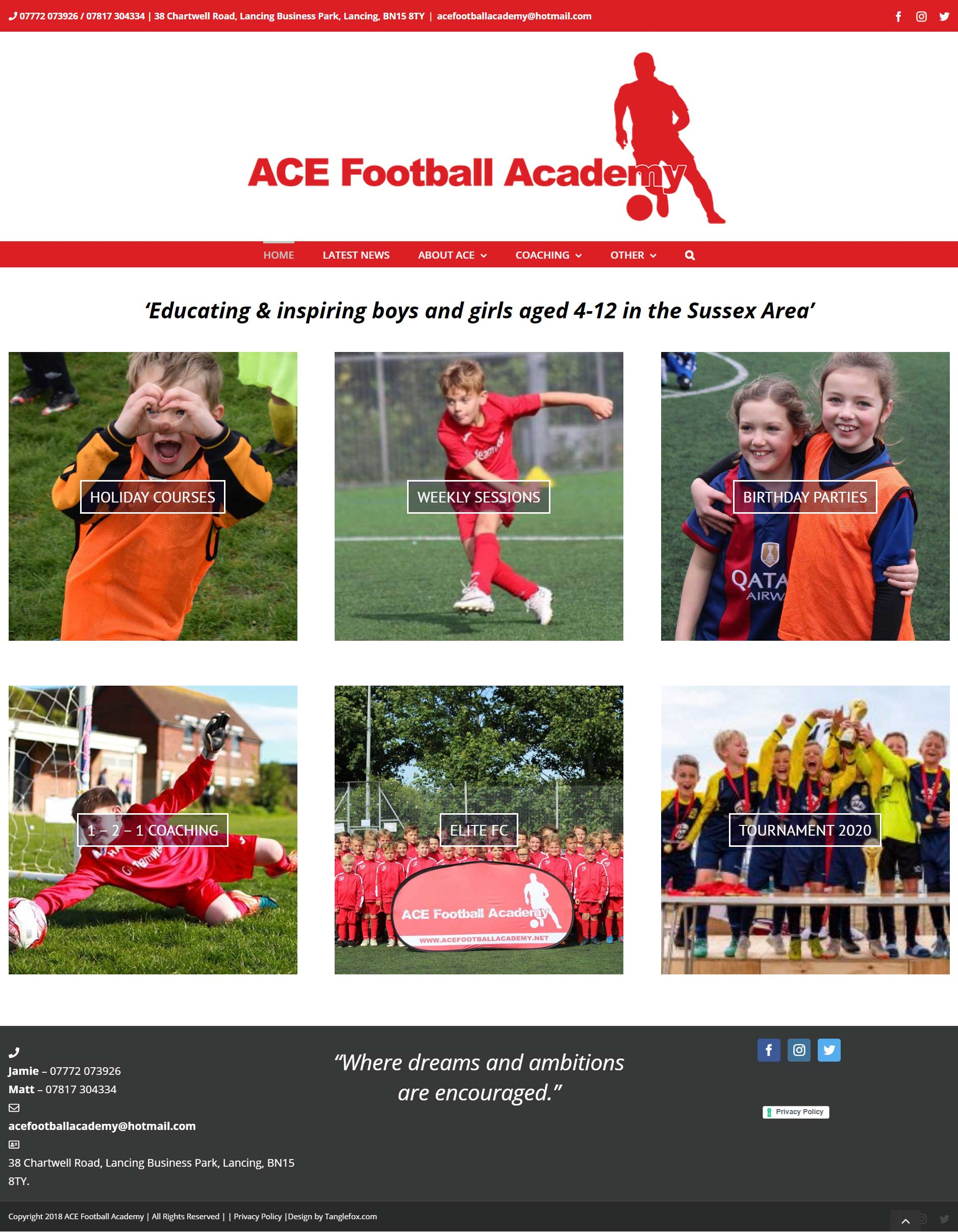 Ace Football Academy