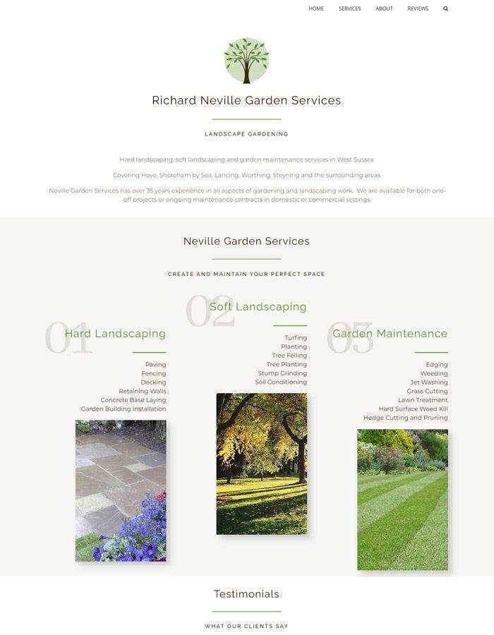 Neville Garden Services